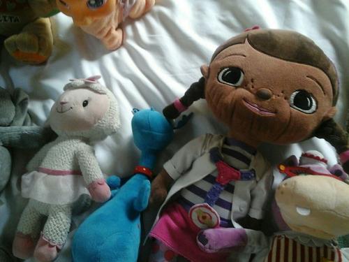 dra juguetes y sus amigos