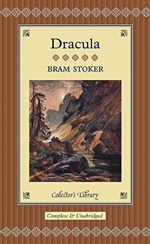 dracula - bram stoker hard cover - crw publishing - rincon 9