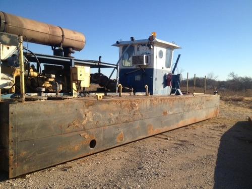 dragas marina ammco dredge 20x20