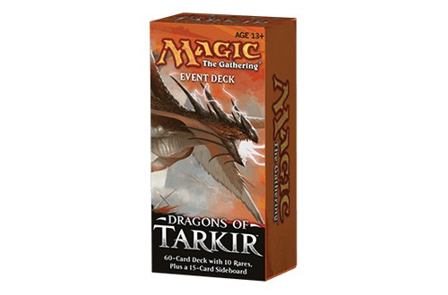 dragões de tarkir event deck