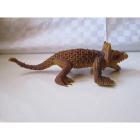 Dragón / Dinosaurio Figura Vintage 1977 Buenas Condiciones