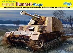 pierwsza stawka nowy wygląd nowe niższe ceny Dragon 6535 Sd.kfz.165 Hummel-wespe Escala 1/35