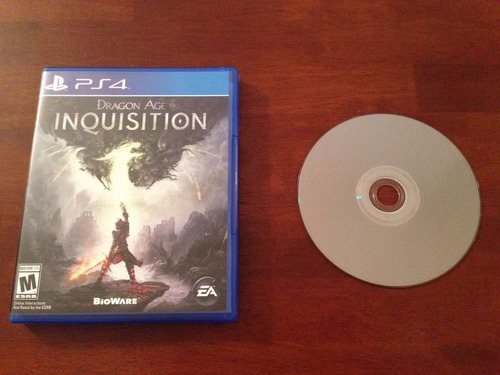 dragon age inquisition -juego -ps4