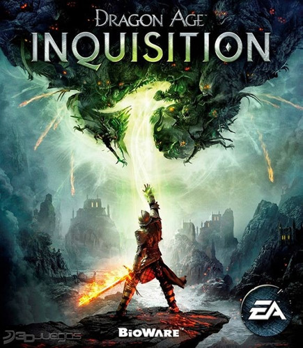 dragon age inquisition ps3 digital original entrega ya