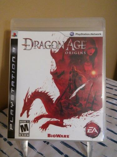 dragon age origins -juego -ps3