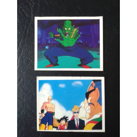 Dragon Ball- 2-figuritas-lote-1997