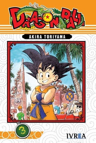 dragon ball 03 - akira toriyama