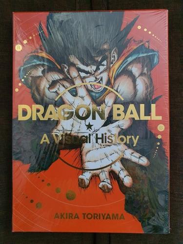 dragon ball a visual history - akira toriyama
