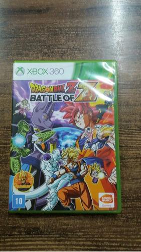 dragon ball battle of z xbox 360