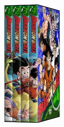 dragon ball clássico - dublado - 12 dvds *colecionador*