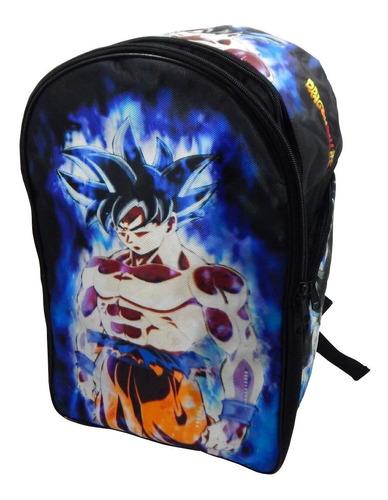 dragon ball combo mochila lonchera lapicera goku doctrina eg