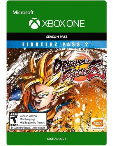 dragon ball fighter z season pass xbox - key original -