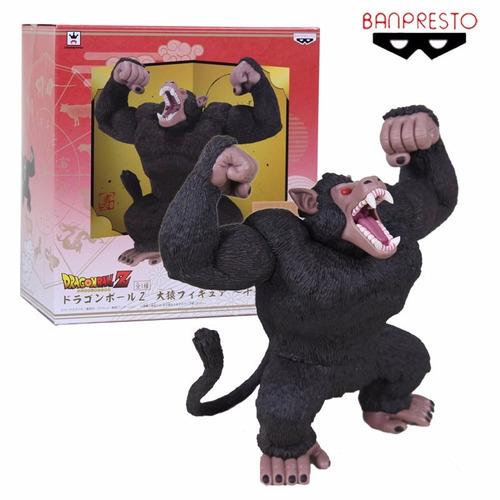 dragon ball figura ozaru mono goku alta calidad stock