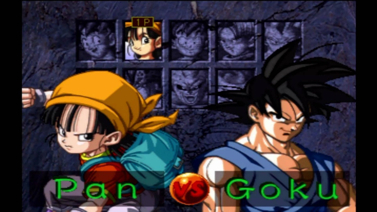 Dragon Ball Final Bout Ps1 Japones