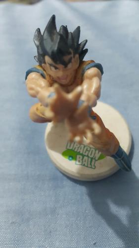 dragon ball goku gashapon bandai boneco figura original