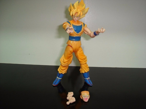 dragon ball goku gohan trunks vegeta bonecos articulados