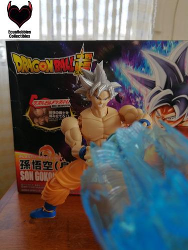 dragon ball goku ultra instinto model kit original bandai.