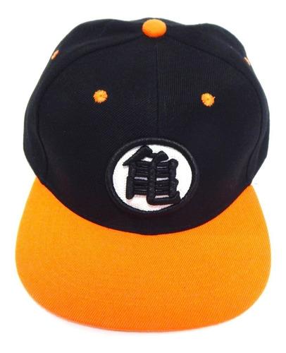 dragon ball gorra bordada 3d goku roshi simbolo tortuga
