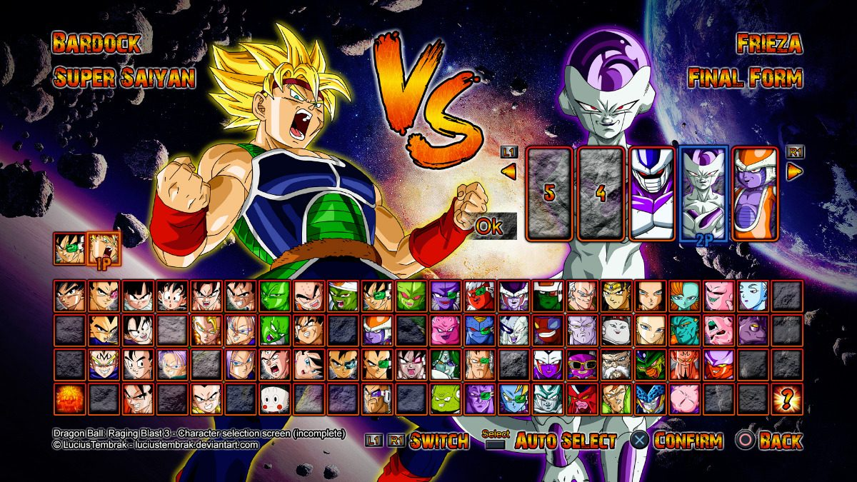 Resultado de imagen para Dragon Ball Raging blast 2