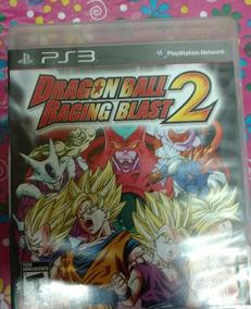 Dragon Ball Raging Blast 2 Ps3 Exelente Estado