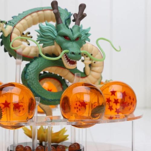 dragon ball shenlong + esferas del dragón + envío gratis
