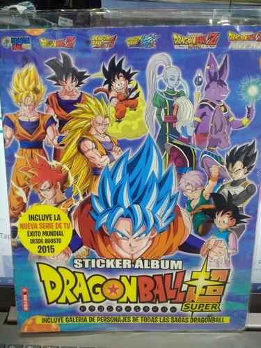 dragón ball super - 3 reyes (año 2015) - paquetones