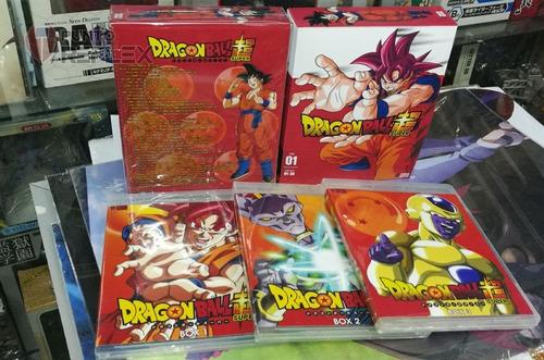dragon ball super bluray box 1
