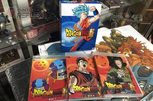 dragon ball super bluray box 3