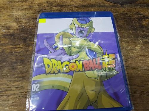 dragon ball super box 2 latino blu ray
