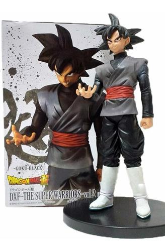 dragon ball super goku black fase 2 original banpresto 22 cm