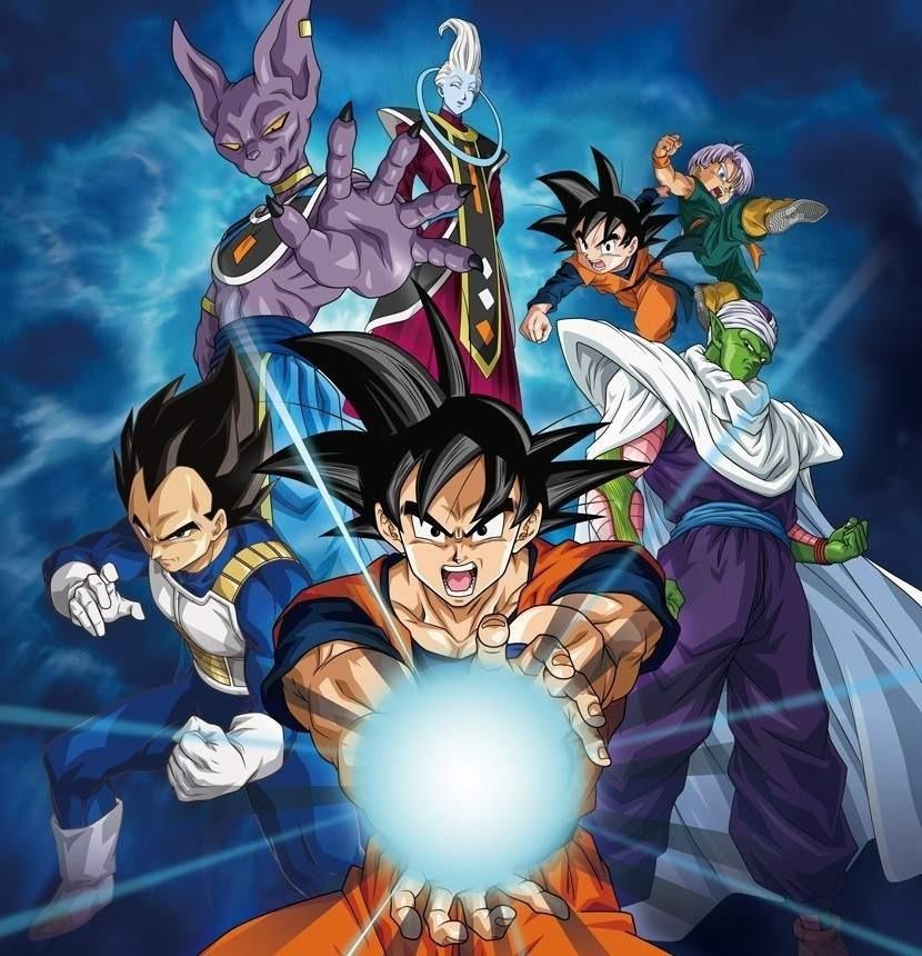 Dragon Ball Super Wallpaper Android Hd: Dragon Ball Super Hd Audio Español Latino Y Japones