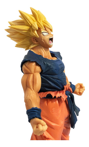 dragon ball super legend battle - goku super saiyajin-bandai
