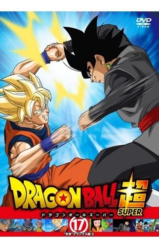 dragon ball super serie anime completa