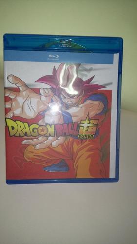 dragon ball super serie completa 131 capi bluray / dvd