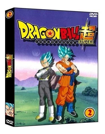 dragon ball super [serie completa] [esplat/jap] [10 dvds]