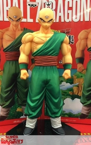 dragon ball ten shin han banpresto tfc 15cms en caja