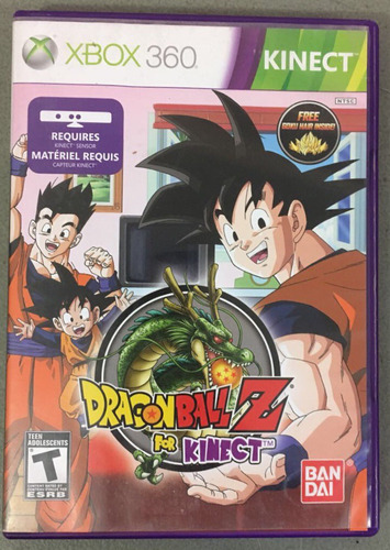 dragon ball xbox 360