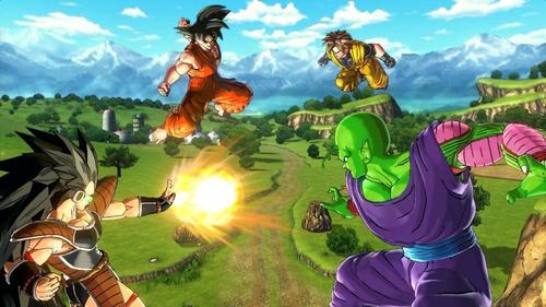 dragon ball - xenoverse 2 - nintendo switch