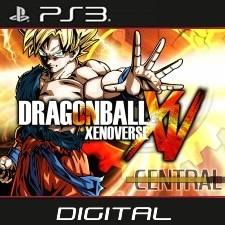 dragon ball xenoverse ps3 playstation dragonball