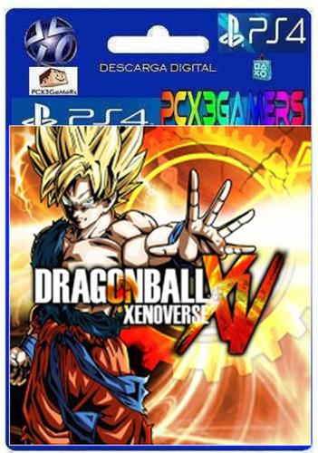 dragon ball xenoverse ps4 pcx3gamers