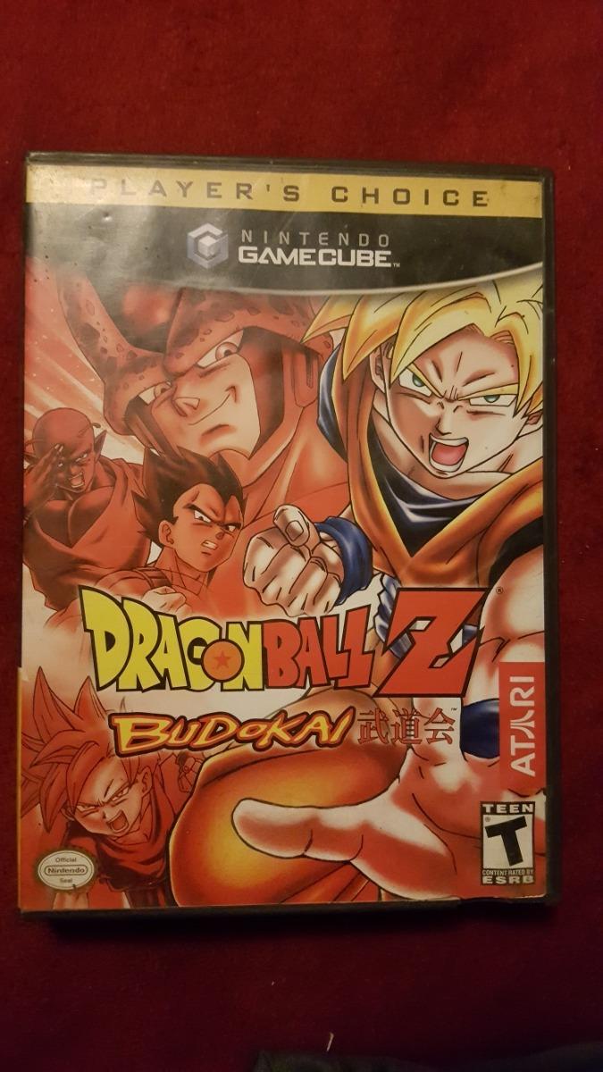 Dragon Ball Z Budokai Gamecube