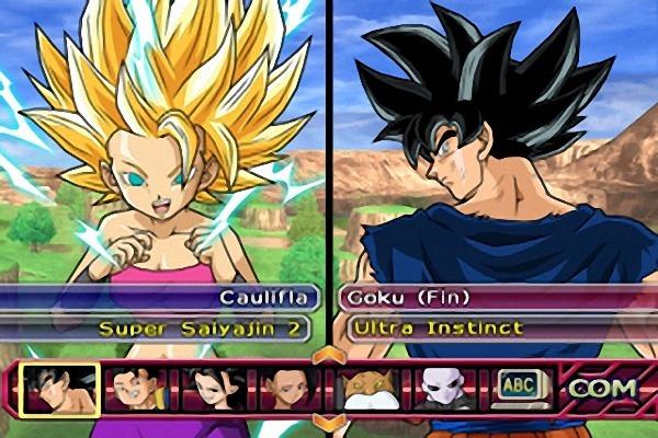 Dragon Ball Z Budokai Tenkaichi 4 Beta 5 V  Latino Patch Ps2