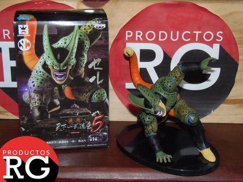 dragon ball z - budokai tenkaichi cell 5 vol 6 *