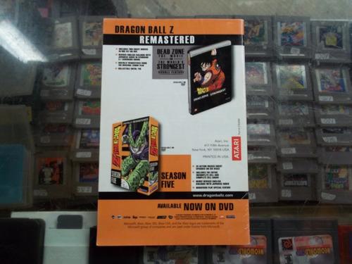 dragon ball z burst limit xbox 360 solo manual o instrutivo
