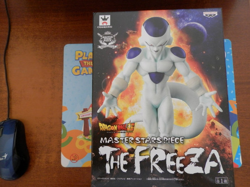 dragon ball z freezer original banpresto