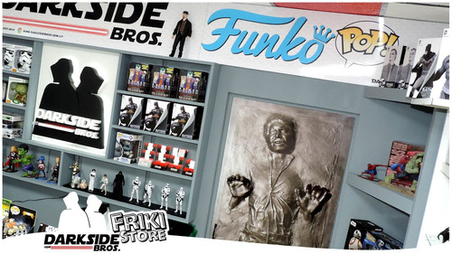 dragon ball z - funko pop! - darkside bros funko store