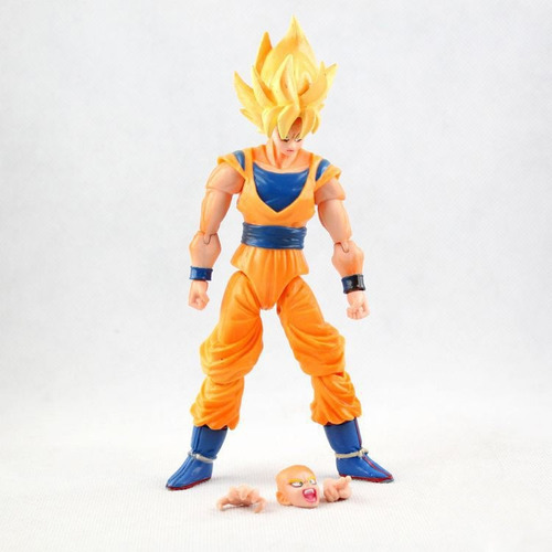 dragon ball z kai gt set 6 figuras articuladas
