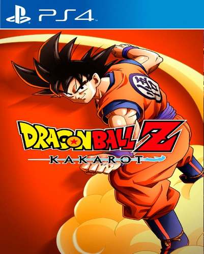 dragon ball z: kakarot digital ps4