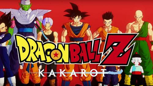 dragon ball z - kakarot - ps4
