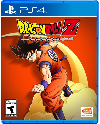 dragon ball z kakarot ps4 fisico nuevo original local